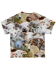 Sheep Tee All-over T-Shirt back