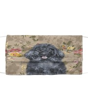 Perfect T shirt for Poodle lovers Cloth face mask thumbnail