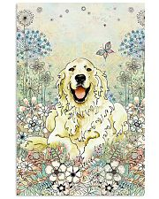 Perfect T shirt for Golden Retriever lovers 16x24 Poster thumbnail