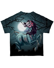 Halloween Horse Tee All-over T-Shirt back