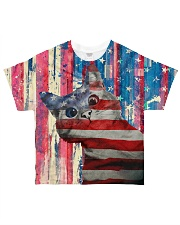 Cat Tee All-over T-Shirt front
