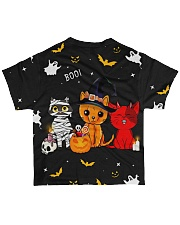 Halloween Cat Tee All-over T-Shirt back