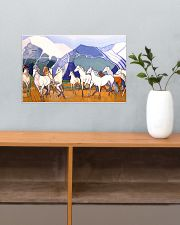 Perfect Home Decor For Horse Lovers 17x11 Poster poster-landscape-17x11-lifestyle-24