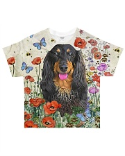 For Dachshund Lovers All-over T-Shirt front