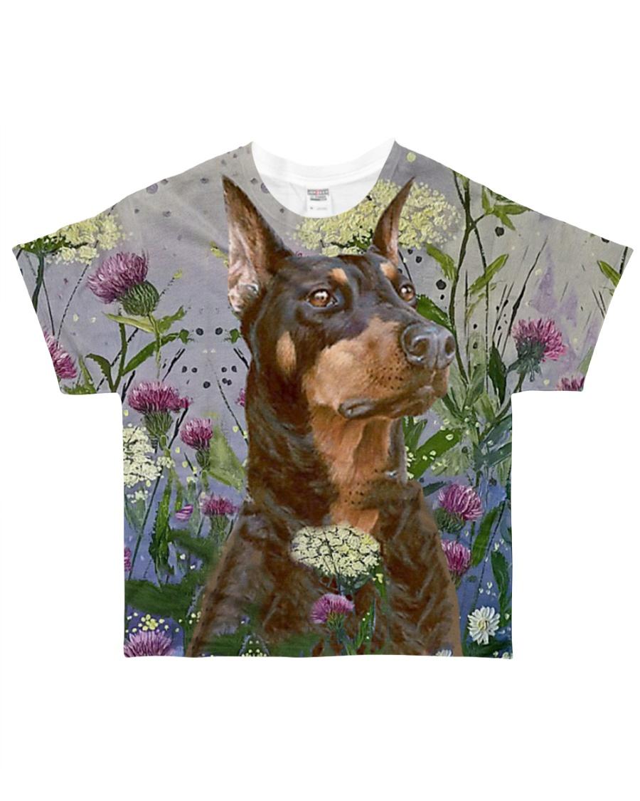 Dobermann Pinscher Tee All-over T-Shirt