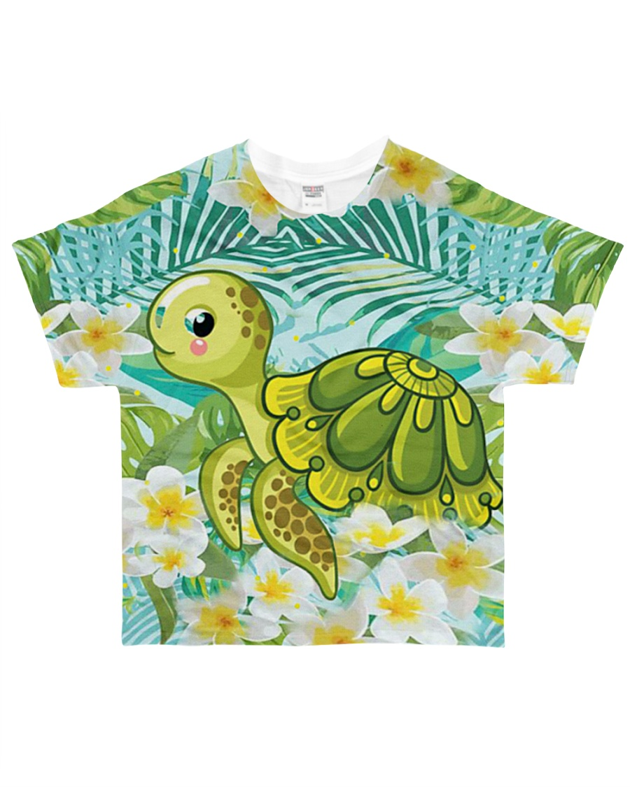 Perfect T shirt for Turtle lovers All-over T-Shirt