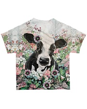 Perfect Gift For Cow Lovers All-over T-Shirt back