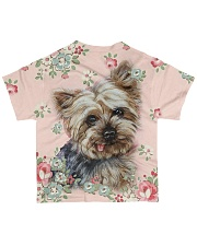 Yorkie - Yorkshire Tee All-over T-Shirt back