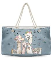 Perfect T shirt for Llama and Alpaca lovers Weekender Tote thumbnail