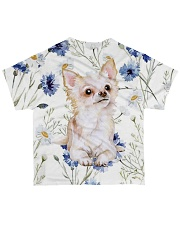 Perfect T-shirt  for Chihuahua lover All-over T-Shirt back