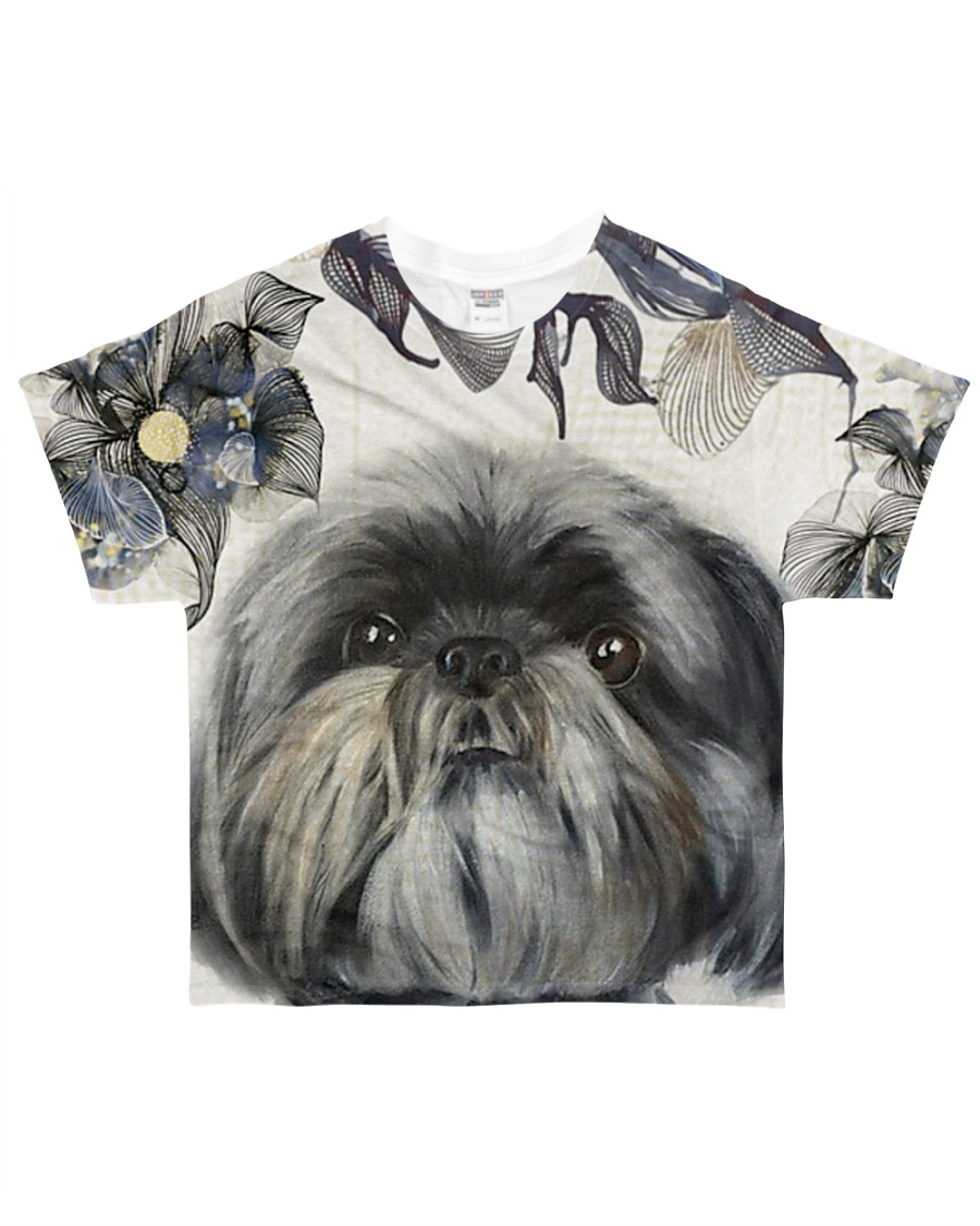 PERFECT T SHIRT FOR SHIH TZU LOVERS All-over T-Shirt