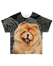Perfect T shirt Chow Chow lovers All-over T-Shirt front