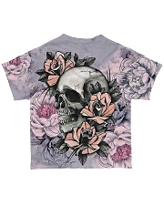 Perfect Gift For Skull Lovers All-over T-Shirt back