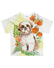 PERFECT T SHIRT FOR SHIH TZU LOVERS O All-over T-Shirt front