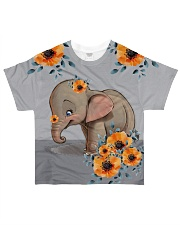 Perfect T shirt for Elephant lovers All-over T-Shirt front