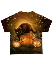 Halloween Cat Tee All-over T-Shirt back