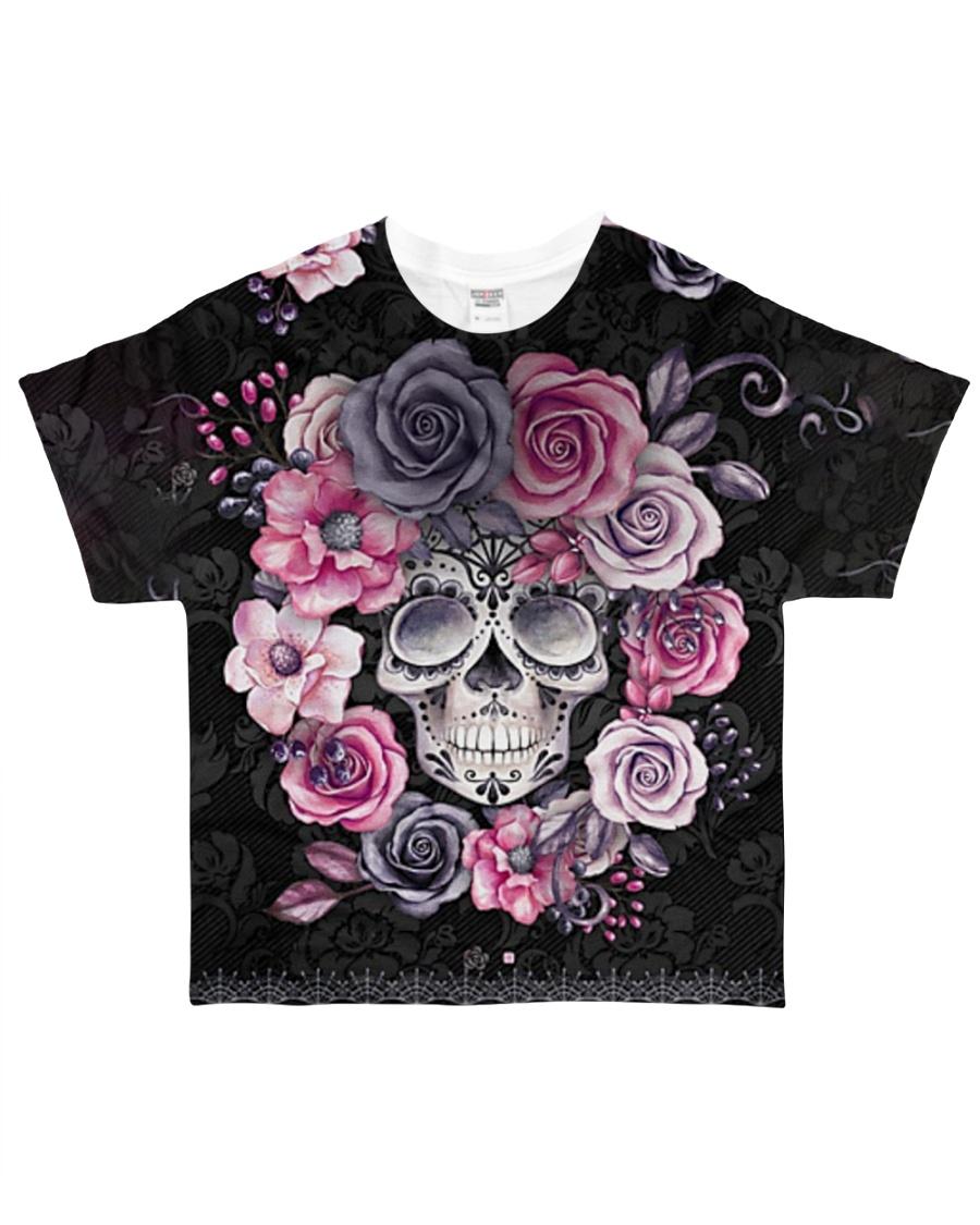 Halloween Skulls Tee All-over T-Shirt