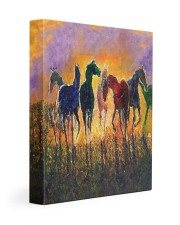 Perfect T-shirt For Horse Lovers 11x14 Gallery Wrapped Canvas Prints thumbnail