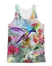 Perfect T shirt for Birds lovers All-over Unisex Tank thumbnail