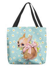 Chihuahua Tee All-Over Tote tile