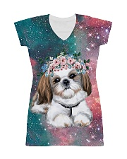 PERFECT T SHIRT FOR SHIH TZU LOVERS All-over Dress thumbnail
