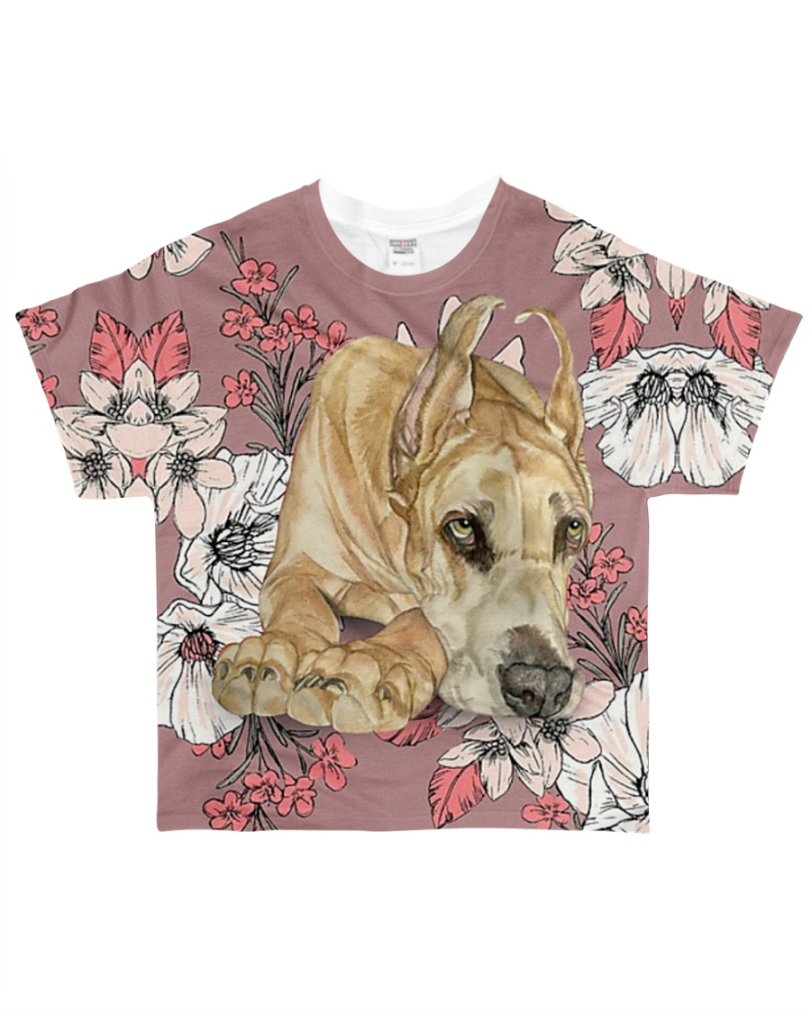 Great Dane Tee All-over T-Shirt