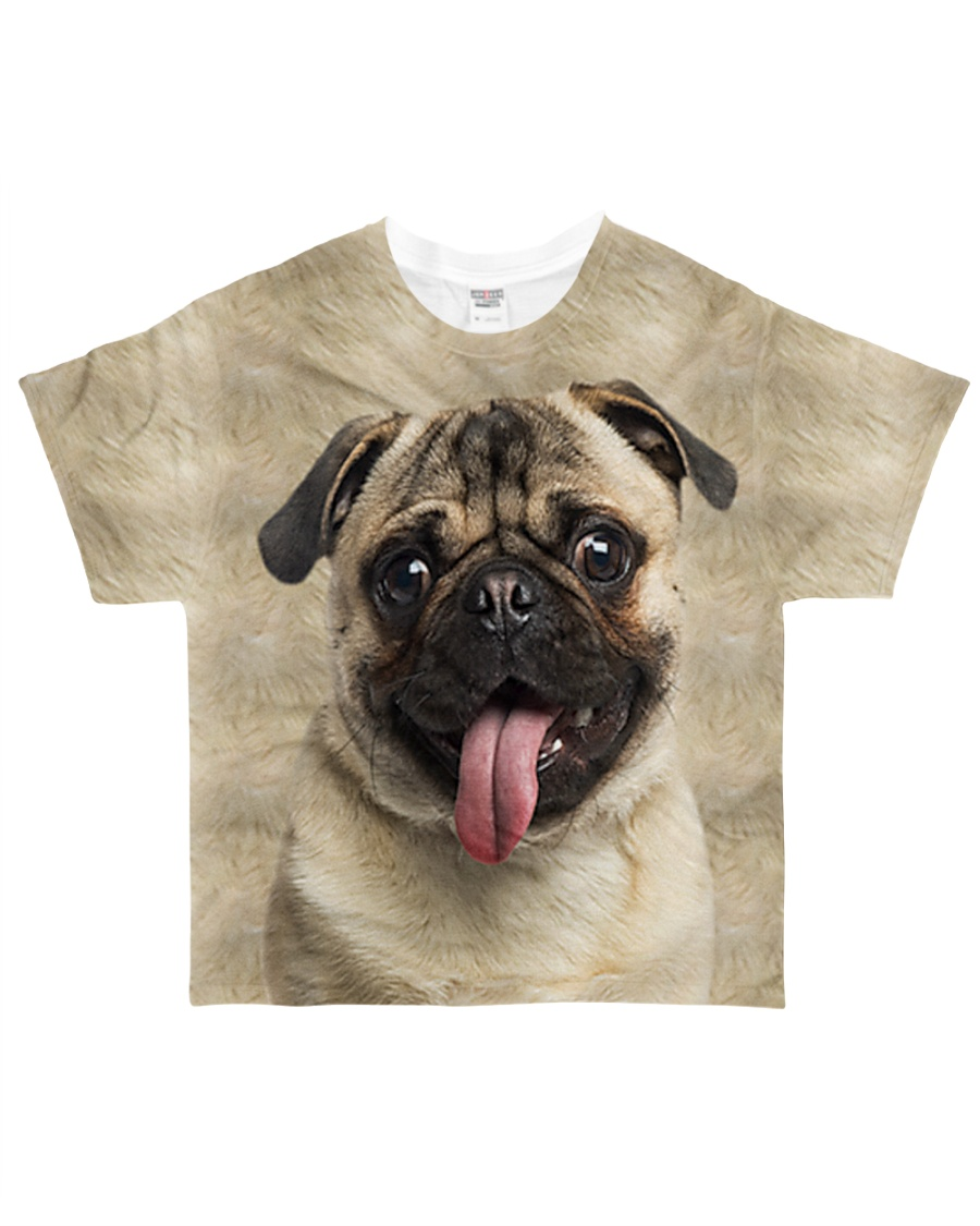 Perfect Gift For Pug Lovers All-over T-Shirt