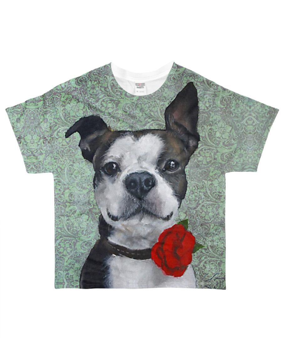 Boston Terrier Tee All-over T-Shirt