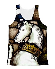 Perfect Gift For Horse Lovers All-Over Unisex Tank tile