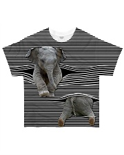 Love Elephant - in full All-over T-Shirt front