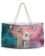 Perfect T shirt for Llama and Alpaca lovers Weekender Tote tile
