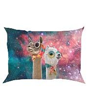 Perfect T shirt for Llama and Alpaca lovers Rectangular Pillowcase tile