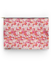 Perfect T shirt for Flamingo lovers Accessory Pouch tile