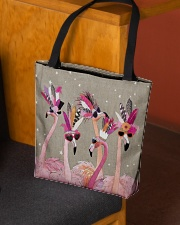 Perfect T shirt for Flamingo lovers All-over Tote aos-all-over-tote-lifestyle-front-02