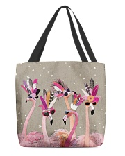 Perfect T shirt for Flamingo lovers All-over Tote back