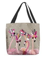 Perfect T shirt for Flamingo lovers All-over Tote front