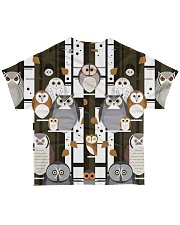 Perfect T shirt for Owl lovers All-over T-Shirt back