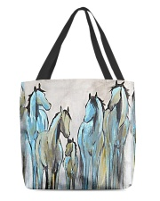 Perfect T shirt for Horse lovers All-over Tote thumbnail