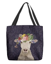 Perfect Gift For Goat Lovers All-Over Tote tile