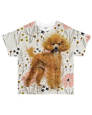 Perfect T shirt for Poodle lovers All-over T-Shirt front
