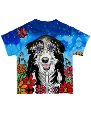 Halloween  Border Collie Tee All-over T-Shirt back