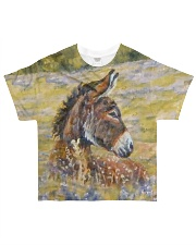 Perfect T shirt for Donkey lovers All-over T-Shirt front