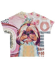PERFECT T SHIRT FOR SHIH TZU LOVERS All-over T-Shirt back