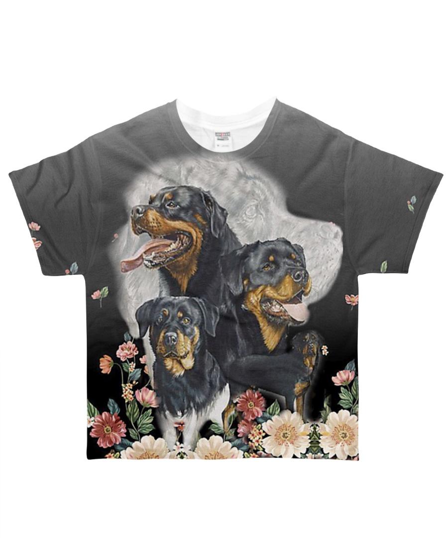 Rottweiler Tee All-over T-Shirt