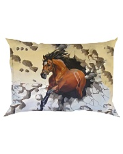 Perfect Gift For Horse Lovers Rectangular Pillowcase thumbnail