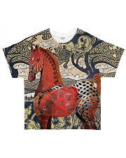Perfect Gift For Horse Lovers All-over T-Shirt thumbnail