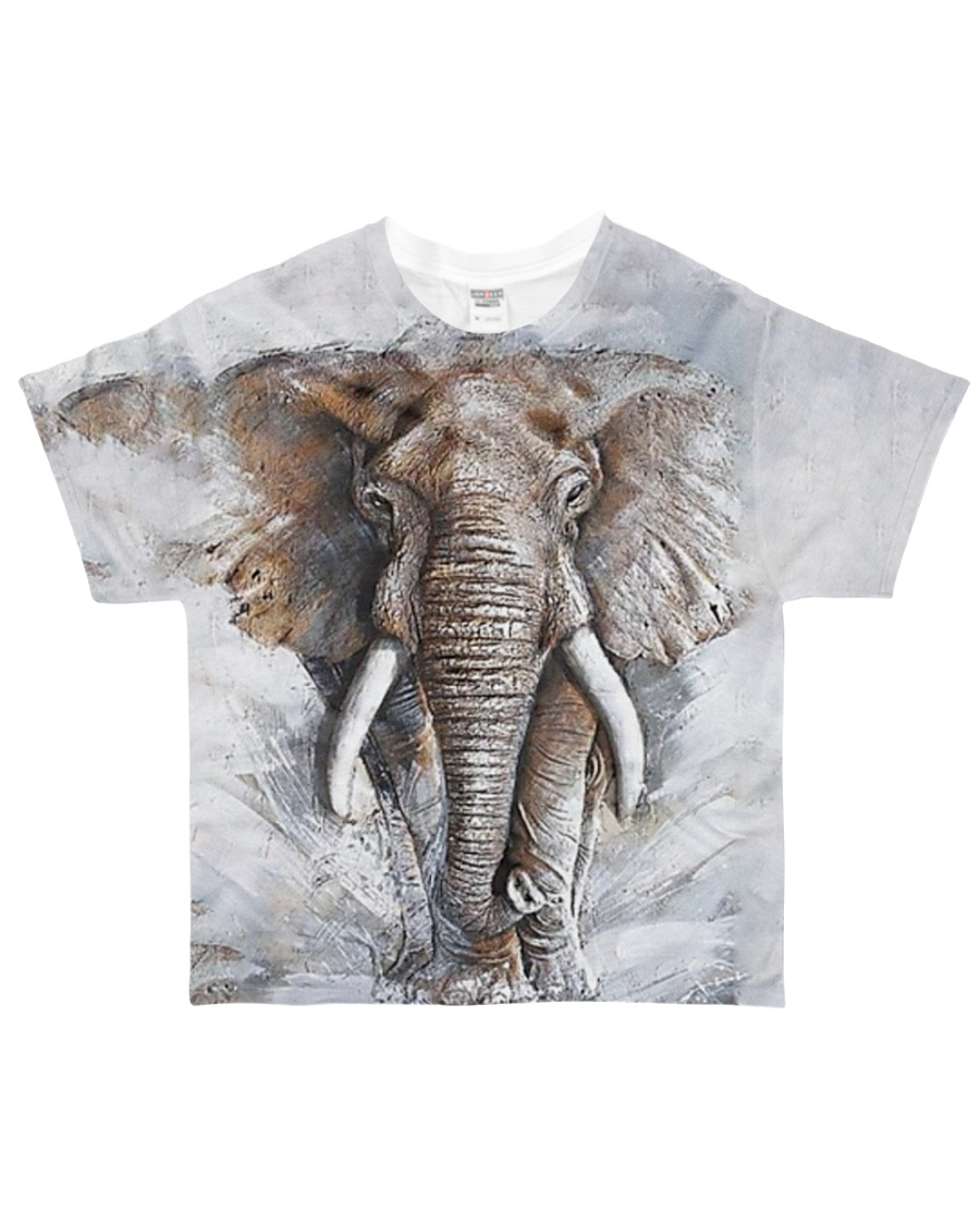 Perfect T shirt for Elephant lovers All-over T-Shirt