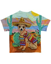 Chihuahua Mexico shirt All-over T-Shirt back