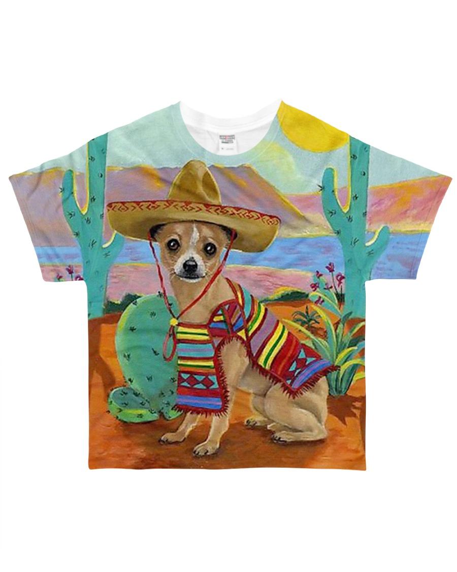 Chihuahua Mexico shirt All-over T-Shirt