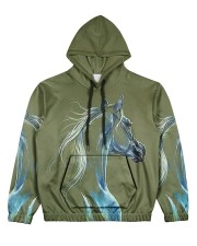 Perfect Gift For Horse Lovers Women's All Over Print Hoodie thumbnail